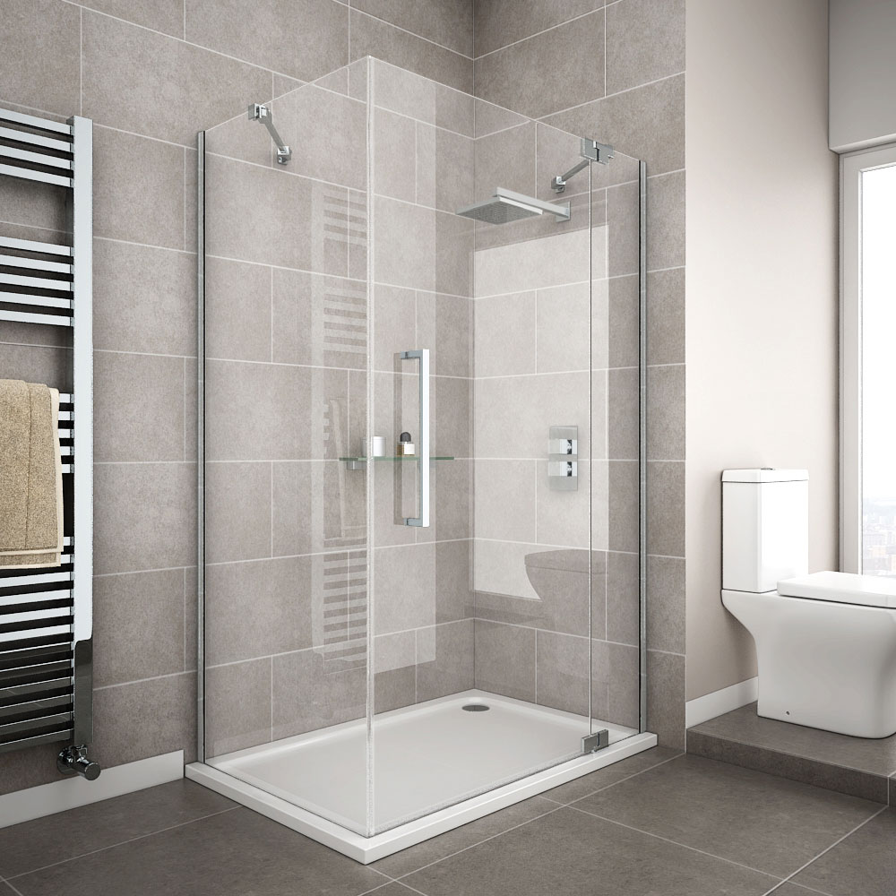 The Benefits of Having Frameless Shower Cabins