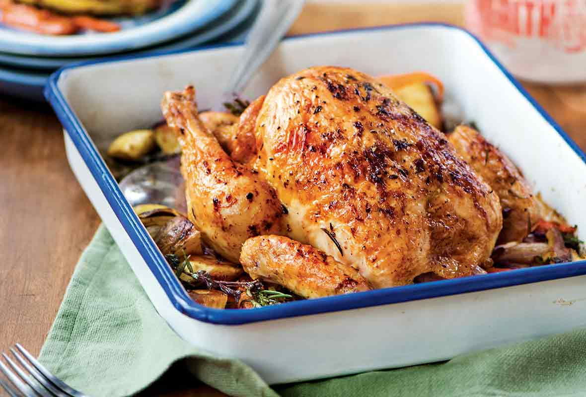 Try the best roast chicken in Singapore at Poulet!
