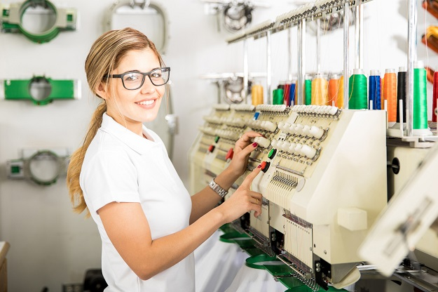 Why Start an Embroidery Business from Your Garage?